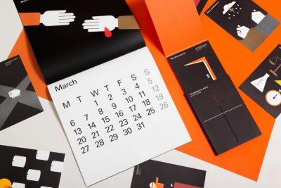 Brand graphic design hkorganization